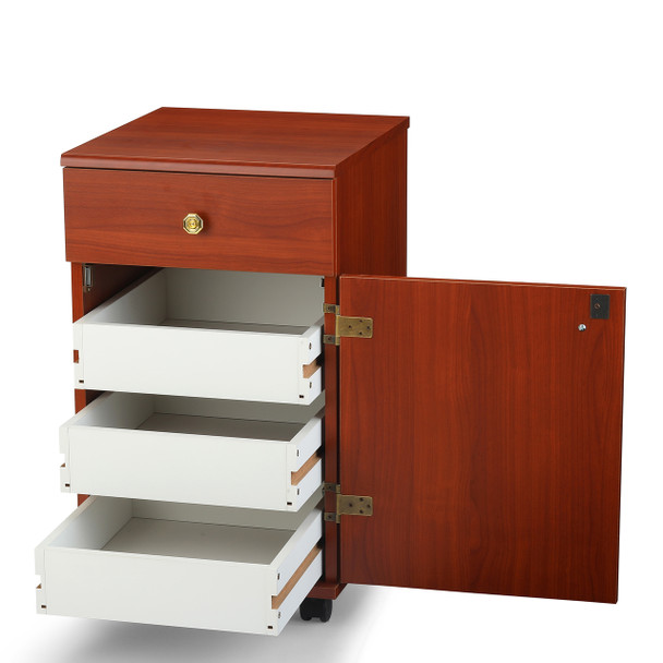 Arrow 802 Suzi Storage Sidekick in Cherry
