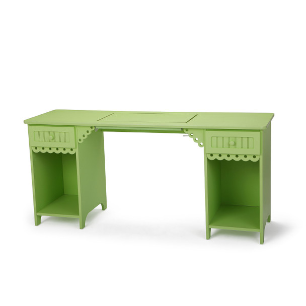 Arrow 1004DL Olivia Sewing Cabinet in Pistachio