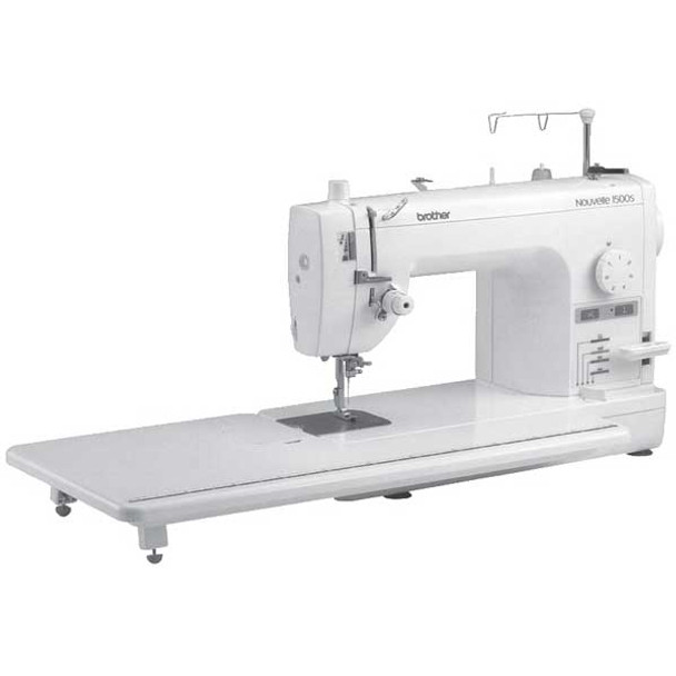 Brother PQ1500SL - Machine with extension table 1