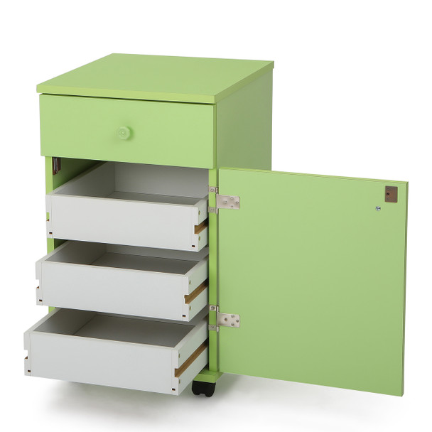 Arrow 804 Suzi Storage Sidekick in Pistachio
