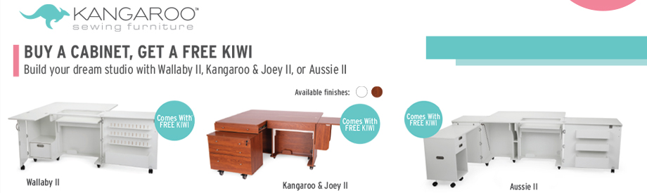 Kangaroo Kabinets September Sale
