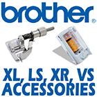 Brother XL, LS, XR, VS Accessories