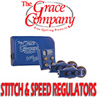 Grace Stitch & Speed Regulators