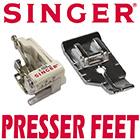 singer presser feet