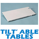 Tiltable Extension Tables