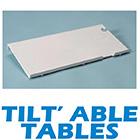 Tiltable Extension Tables