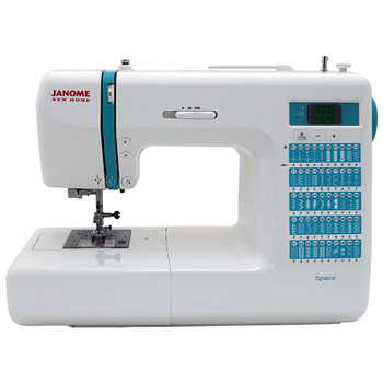 Janome Dc2013 Computerized Sewing Machine With Exclusive
