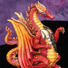 Fire Dragon - Ready To Paint Ceramic Bisque