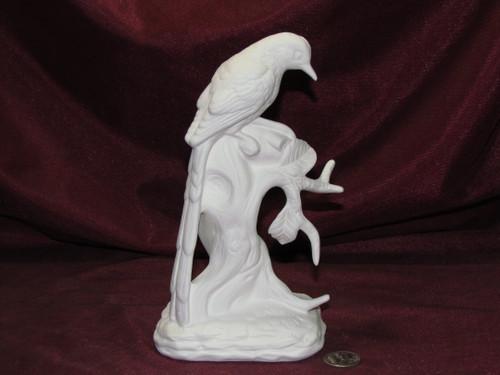 Ceramic Bisque Scissor Tailed Flycatcher Bird pyop unpainted ready to paint diy