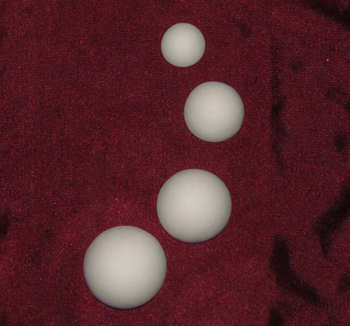 Ceramic Bisque Bubbles Wall Hangings pyop unpainted ready to paint diy