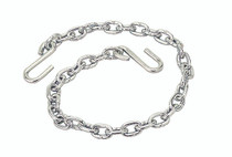 ZINC PLATED STEEL SAFETY CHAIN