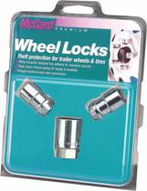 TRAILER WHEEL LOCKS (2/Pack)