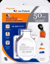 SMARTPLUG 50 AMP Stainless Steel