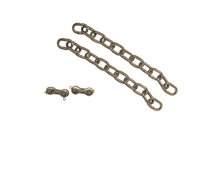 3P Chain Extensions w/ Clevis SET