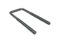 3P Frame Bracket U-Bolt 7/16-14x7.5""