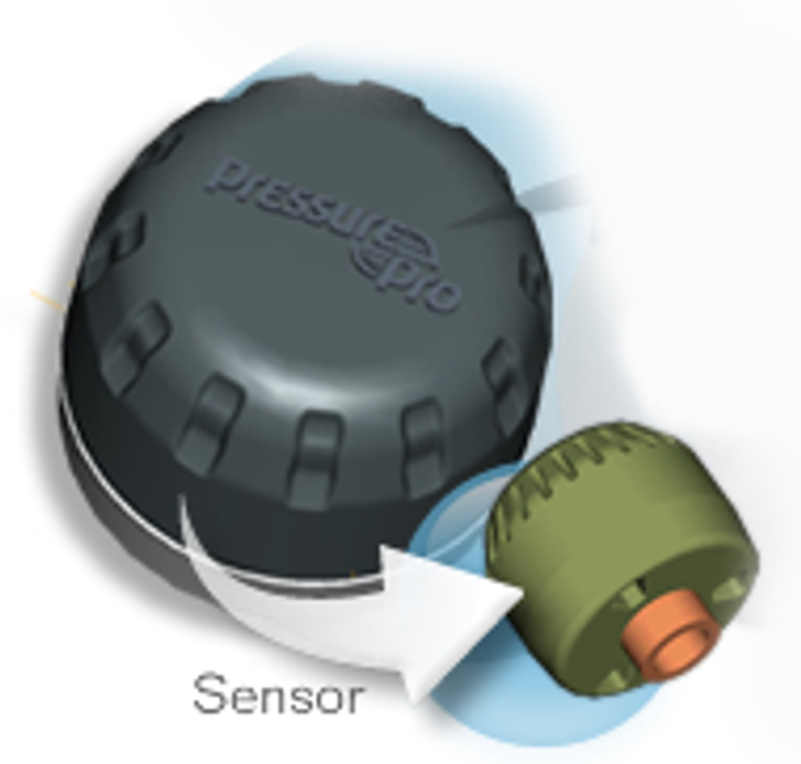 PressurePro Tire Sensor required for each tire you wish to monitor.