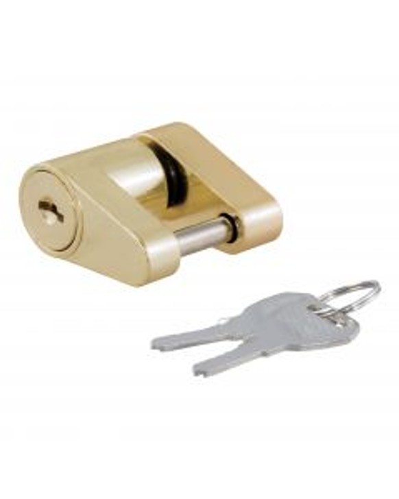 Brass Coupler Lock