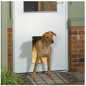 Built-In Pet Door Collection