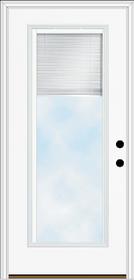 Doors with Internal Blinds