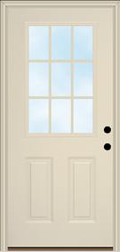 Doors with Grids