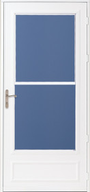 Pella Standard Storm Door with RollScreen