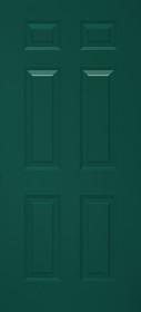 Smooth Steel Entry Doors