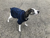 Brocade Smoking Jacket for Dogs