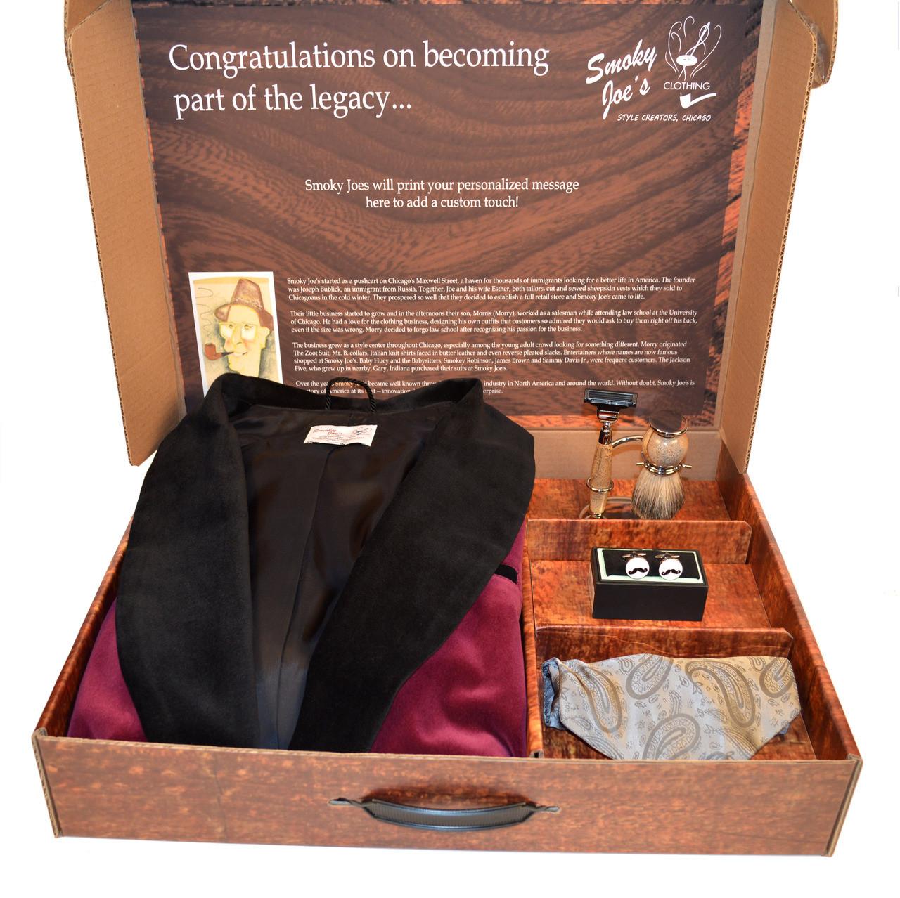 sc 1 st  Smoky Joeu0027s Clothing & Fashionable Man Gift Box