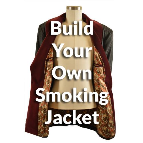 Build your own custom jacket