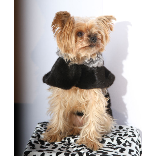 Custom Made Fur Coat for Dogs
