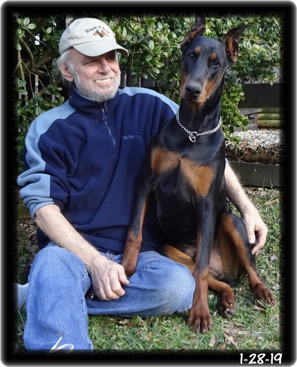 Dawson - Special mention - born 6-29-18 ... Finished his education towards therapy work - now in Boston with his veterinary family