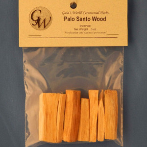 (HW20005) Palo Santo Wood Incense, 0.5 oz.