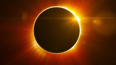 Where were you for the eclipse Monday?