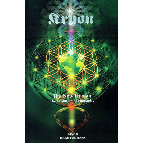 Kryon The New Human, Evolution of Humanity Bk 14