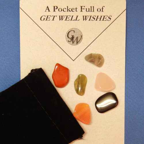Get Well Wishes - Pocket Full of Stones (SP403)