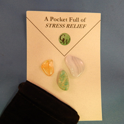 Stress Relief - Pocket Full of Stones (SP411)