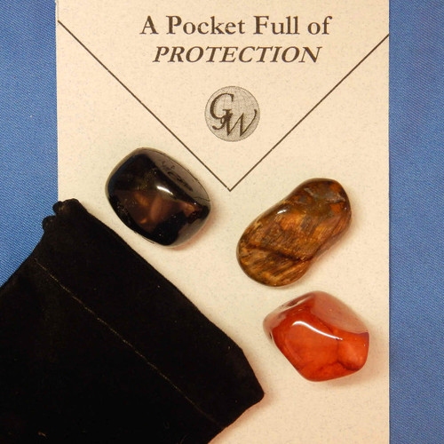 Protection - Pocket Full of Stones (SP168)