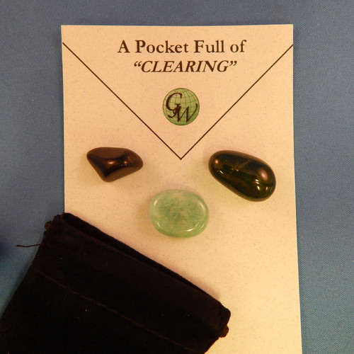 Clearing - Pocket Full of Stones (SP407)
