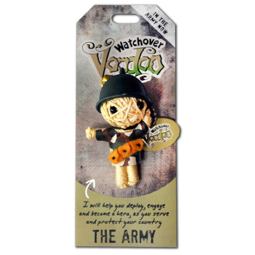 Army Watchover Voodoo Doll