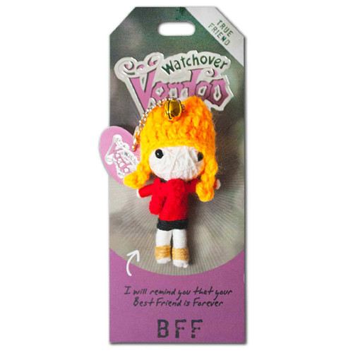 BFF Watchover Voodoo Doll - NO REFUND NO RETURN