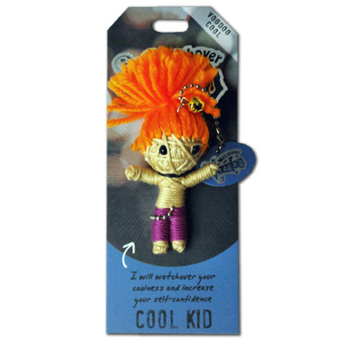 Cool Kid Watchover Voodoo Doll - NO REFUND NO RETURN