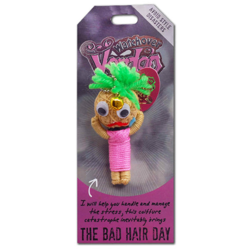 The Bad Hair Day Watchover Voodoo Doll - NO REFUND, NO RETURN