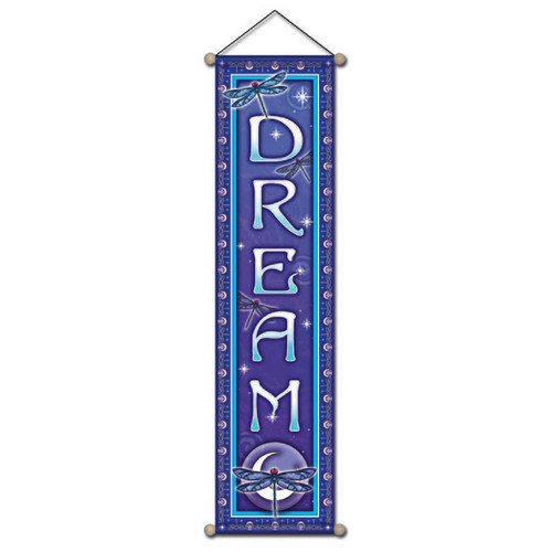 Small Affirmation Banner, Dream Moon