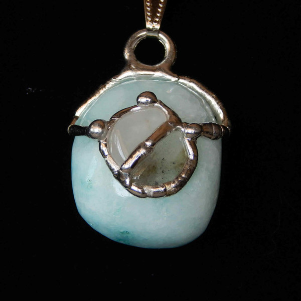 (SOLCOU) Counsel Gem Drop Necklace