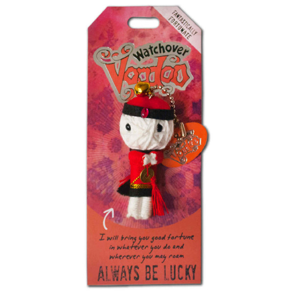 Always Be Lucky Watchover Voodoo Doll