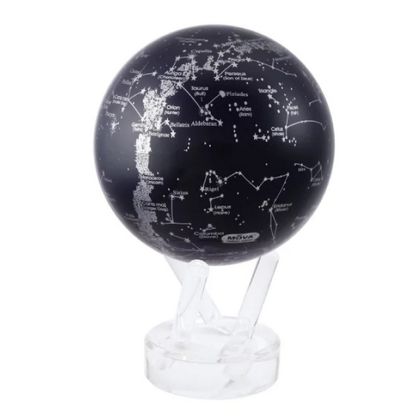 "Constellations Mova Globe, 4.5"" with acrylic base"