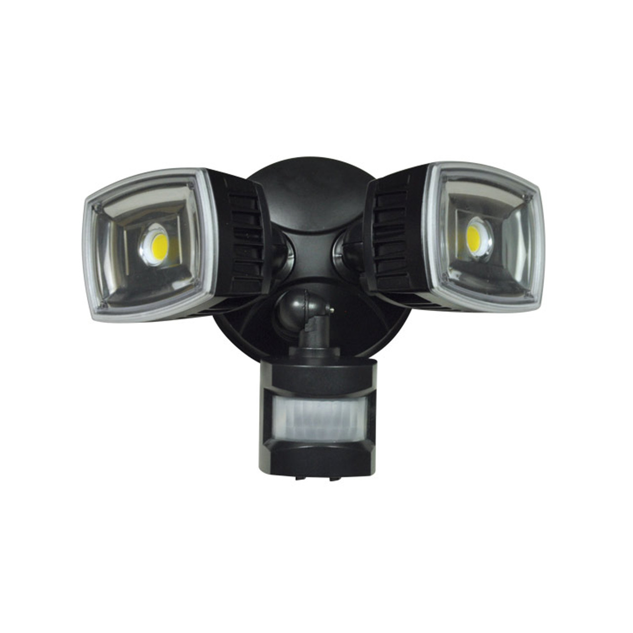 Remarquable RAB DESIGN LED Twin Floodlight Motion Detector 28W - TremTech HQ-42