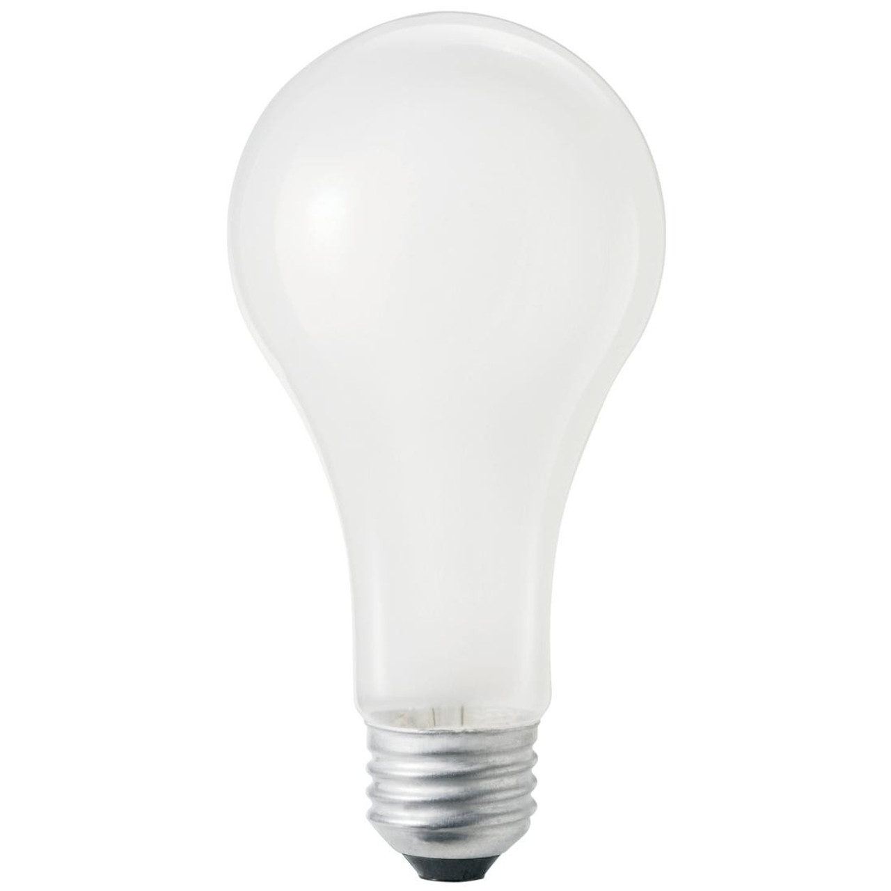 Frosted Light Bulbs >> Standard 150w Frosted Incandescent Bulb 130v