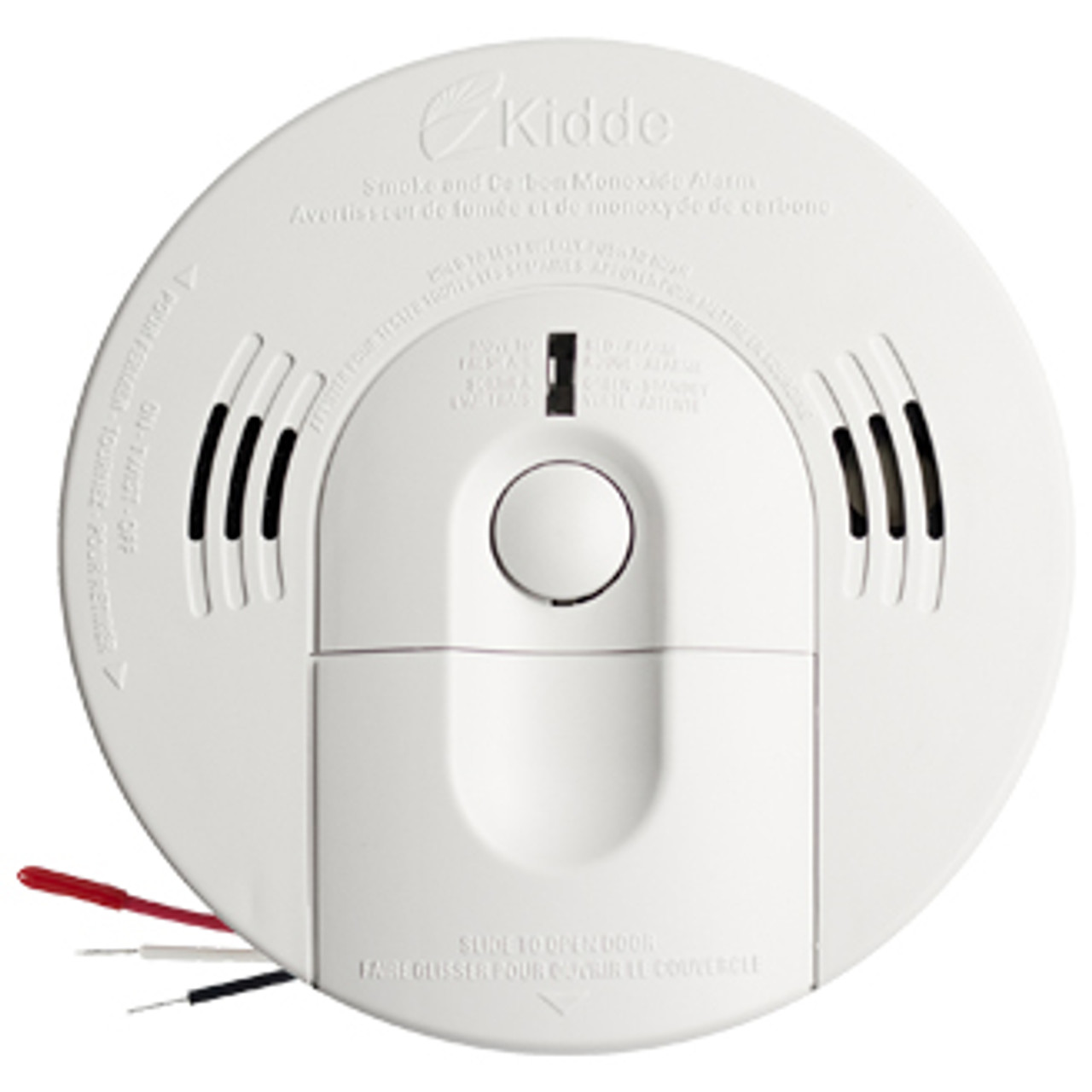 Kidde Direct Wire 120v Talking Smoke And Co Detector With Battery