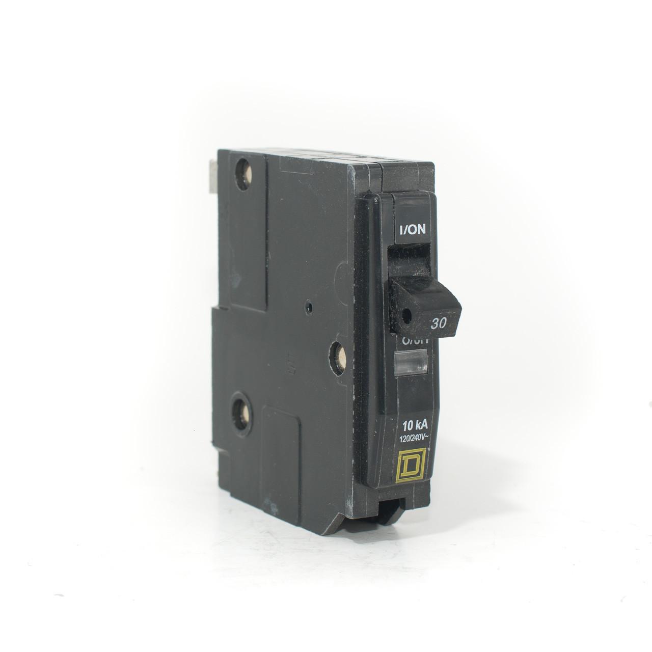Square D Circuit Breaker 30A 120V Type QO130  NEW